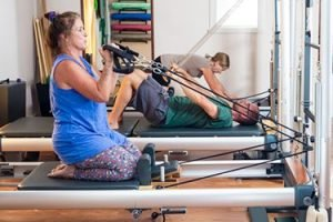 Pilates Small Group Classes at The Movement Studio in Talent Oregon