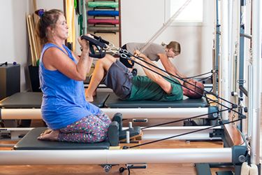 Pilates Small Groups