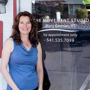 Mary Gorman at The Movement Studio
