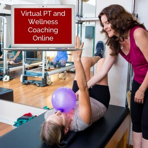 Virtual PT at The Movement Studio